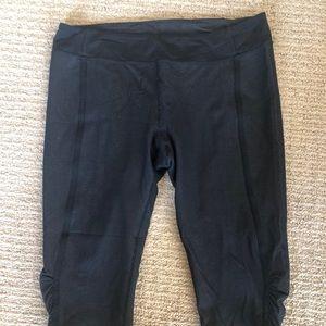 Lululemon cropped pant
